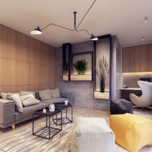 interior decoration modern style