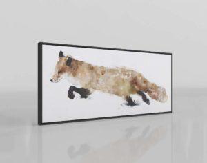 Fox Print Nursery Decor&Toys Interior Decor