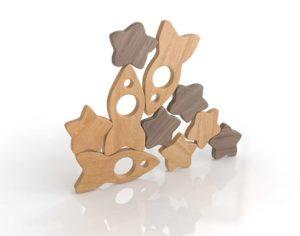 Wood Toy Nursery Decor&Toys Interior Decor