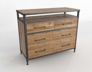 Juno Reclaimed Wood Dresser Pottery Barn