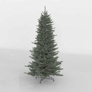 Diamond Profile Tree Decor Frongate