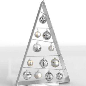 Ornamentos Navideños 3D Сrate&Barrel Árbol