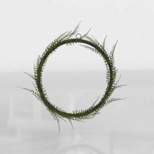 Cedar Wreath CB2 Deco