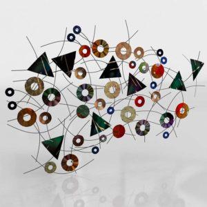 Kaleidoscope Art X Mas Decor