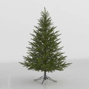 Christmas Fir Tree 3D Model