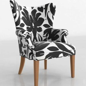 Neve Wingback Chair Anthropologie