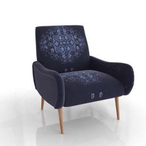 Rug Printed Losange Chair Anthropologie
