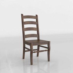 Wynn Dining Chair 3D Model