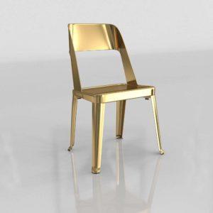Spense Chair 3D Model