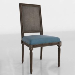 Vintage Dining Chair Interior Design