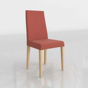 Modelo 3D Silla 555