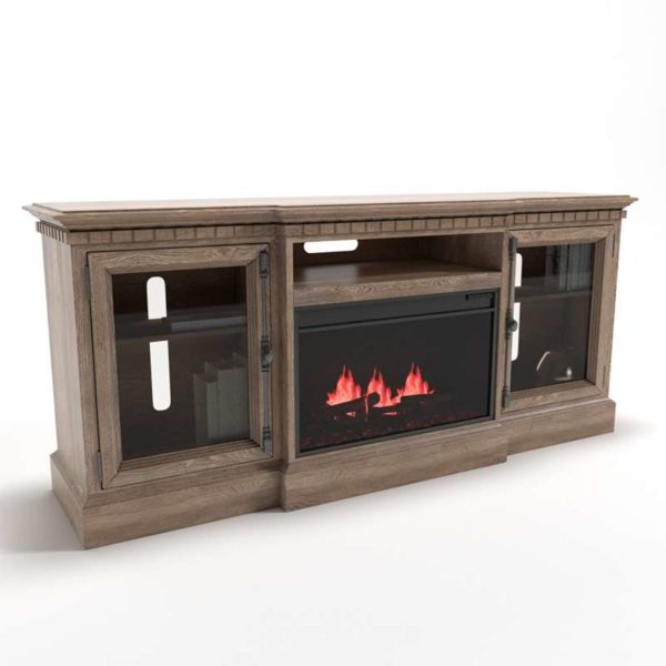 Fireplace TV Stand Interior Decor