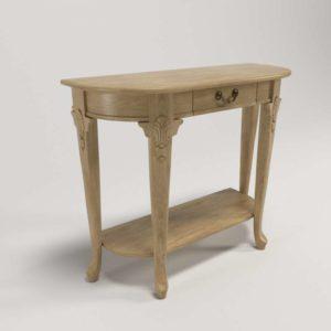 3D Console Table Birch Lane Martiques