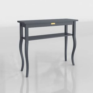 Sunbury Wood Console Table Birch Lane