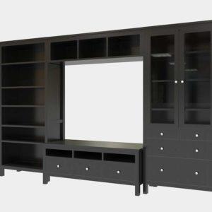 Media Console Interior Design