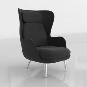 3D Office Chair Danish Design Store
