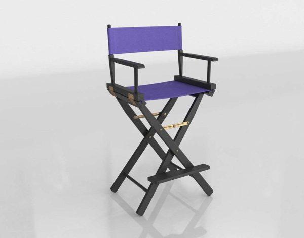 Silla 3D Overstock Director de Cine