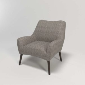 3D Accent Chair Overstock Danielle