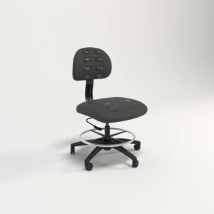 3D Office Chair Gokhale
