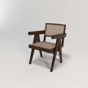 3D Office Chair 1stdibs Pierre Jeanneret