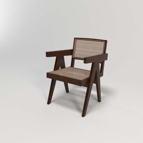 Silla de Oficina 3D 1stdibs Pierre Jeanneret