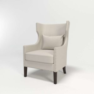 Silla 3D Express Furniture Berkley Club