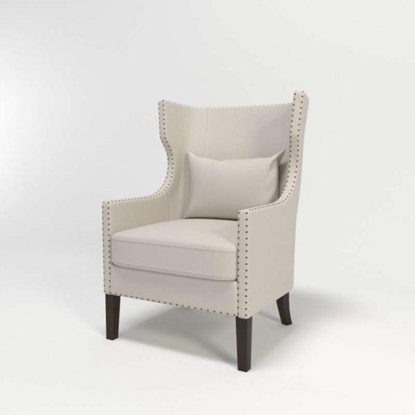 Silla 3D Express Furniture Berkley Club