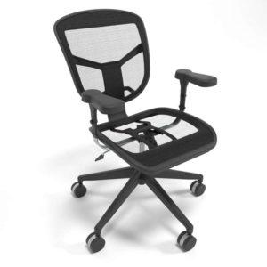 3D Ergonomic Office Chair Modern