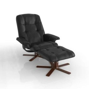 3D Lounge Chair Raymour&Flanigan Flanigan