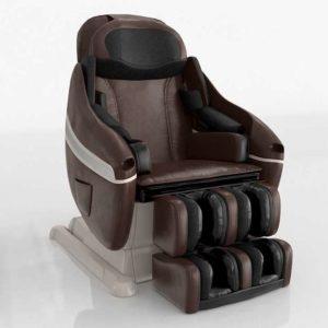 Silla 3D de Masajes Lux