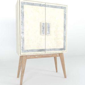Stephen Storage Cabinet 3D Model