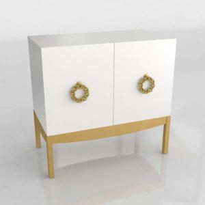 Vivian Cabinet 3D Model