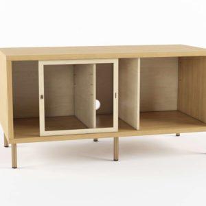 Modelo 3D Mueble para Televisor 3D Dickinson