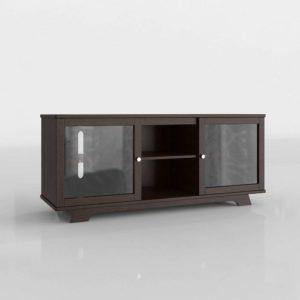 Modelo 3D Mueble Televisor 3D Magnolia