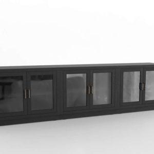 Modelo 3D Mueble para Tele 3D Reynolds