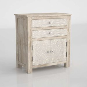Indo Chest Of Drawers Pilma Mueble de España