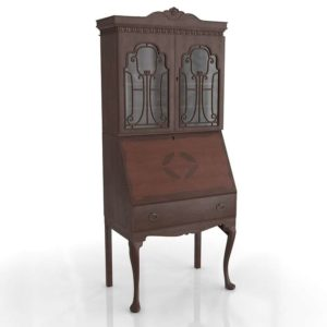 Antique Cabinet Interior Decoration