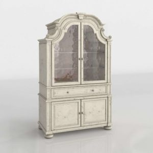 Sanctuary China Cabinet Wayfair