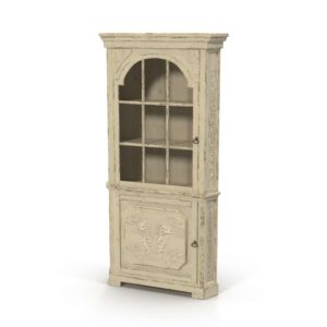 Tall Vintage Cabinet Home Design