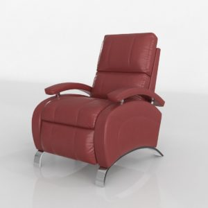 Sillón 3D Reclinable Home Gallery Stores Oracle II