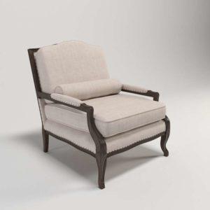 3D Chair Orient Express Brussels Club