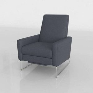 Silla 3D Reclinable Design Within Reach Flight