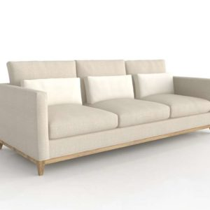 Taraval 3-Seat Sofa Crate and Barrel