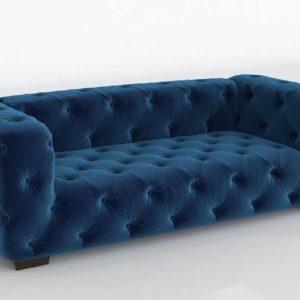 Sofá 3D Houzz Luxurious