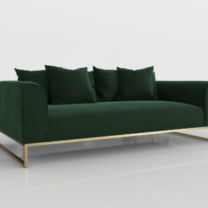 Sofá 3D Article Kits Balsam