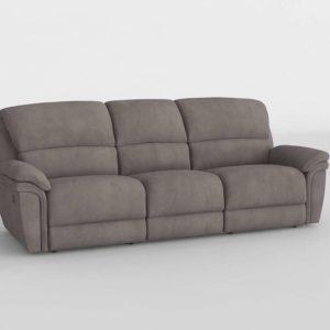 Sofá Reclinable 3D Wayfair Kauffman