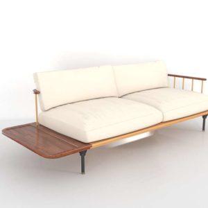 Kalmar Sofa 3D Model