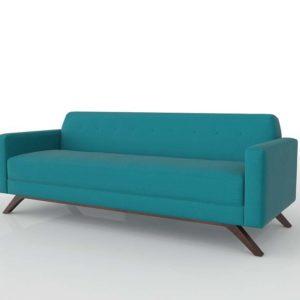 Modelo 3D Sofá 3D Roddy