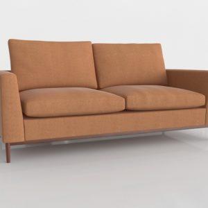 Sofá 3D Wayfair Livingstone