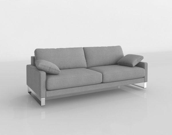 Sofá 3D Modern Apartment